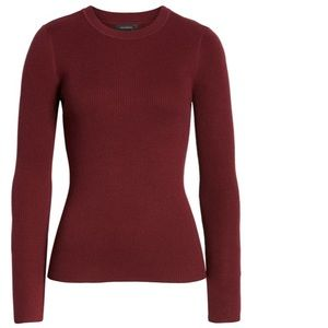 Halogen Nordstrom ribbed sweater NEW